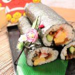 【レシピ:甘酒】「恵方巻」発酵食品盛りだくさん!!具材にもこだわった7種の太巻きを作りました♬