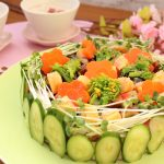 【レシピ:甘酒】「ひなまつり」発酵食品を使った華やかなちらし寿司を作りました(≧∇≦)
