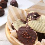 【レシピ】バレンタイン特集②「チョコポテチ」ポテチの甘しょっぱさとチョコレートの甘さが絶妙!!止まらないおいしさ(≧∇≦)