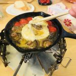 【レシピ:塩麹】「カマンベールのアヒージョ」濃厚な旨味が混ざり合い、口の中が美味しさでパニック状態ですよ〜(*≧∀≦*)