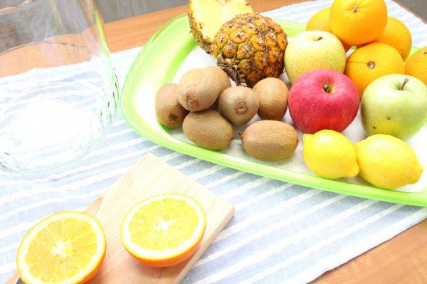 【作り方】果物の酵素だけで発酵!?「酵素ドリンク」作りに挑戦!!