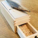 世界一硬い発酵食品「鰹節」のご紹介☆