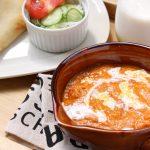 【レシピ】「バターチキンカレー」バターのコク、トマトの酸味がたまりません!!美味しくて体にもうれしいカレー(^▽^)/