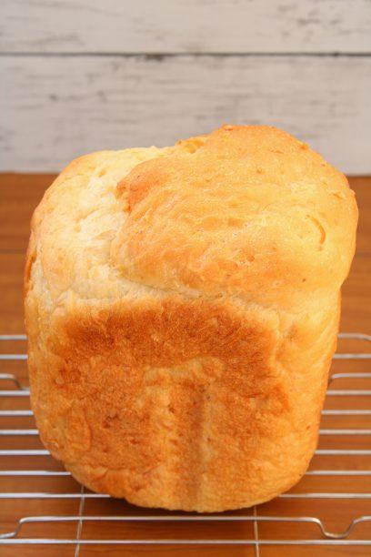 完成した玄米食パン