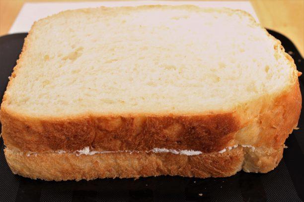 重ねた玄米食パン