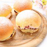 【レシピ:チーズ】噂の生クリームパン「マリトッツォ」濃厚なクリームとふわふわパンの絶対美味しい組み合わせ♡