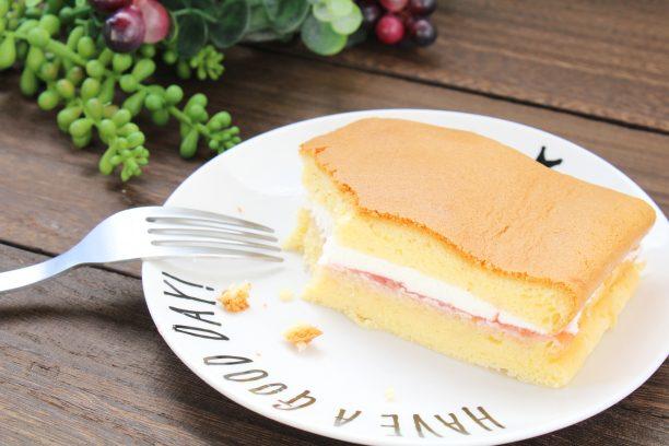 【レシピ:ヨーグルト】「台湾カステラ」ふわふわ食感としっとりとした口当たりが新しい!!今年のトレンド台湾スイーツ♡