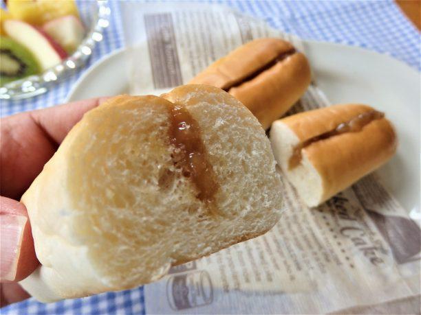 パンに挟んで「サンドロール風」に♫